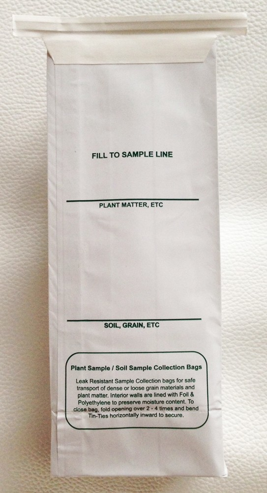 Plantsamplebags Plant And Soil Sample Bags Case Of 1000 Online