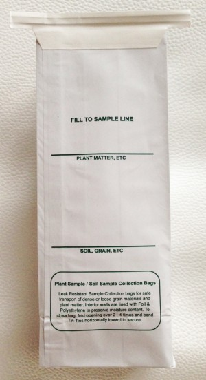 buy plant and soil sample bags
